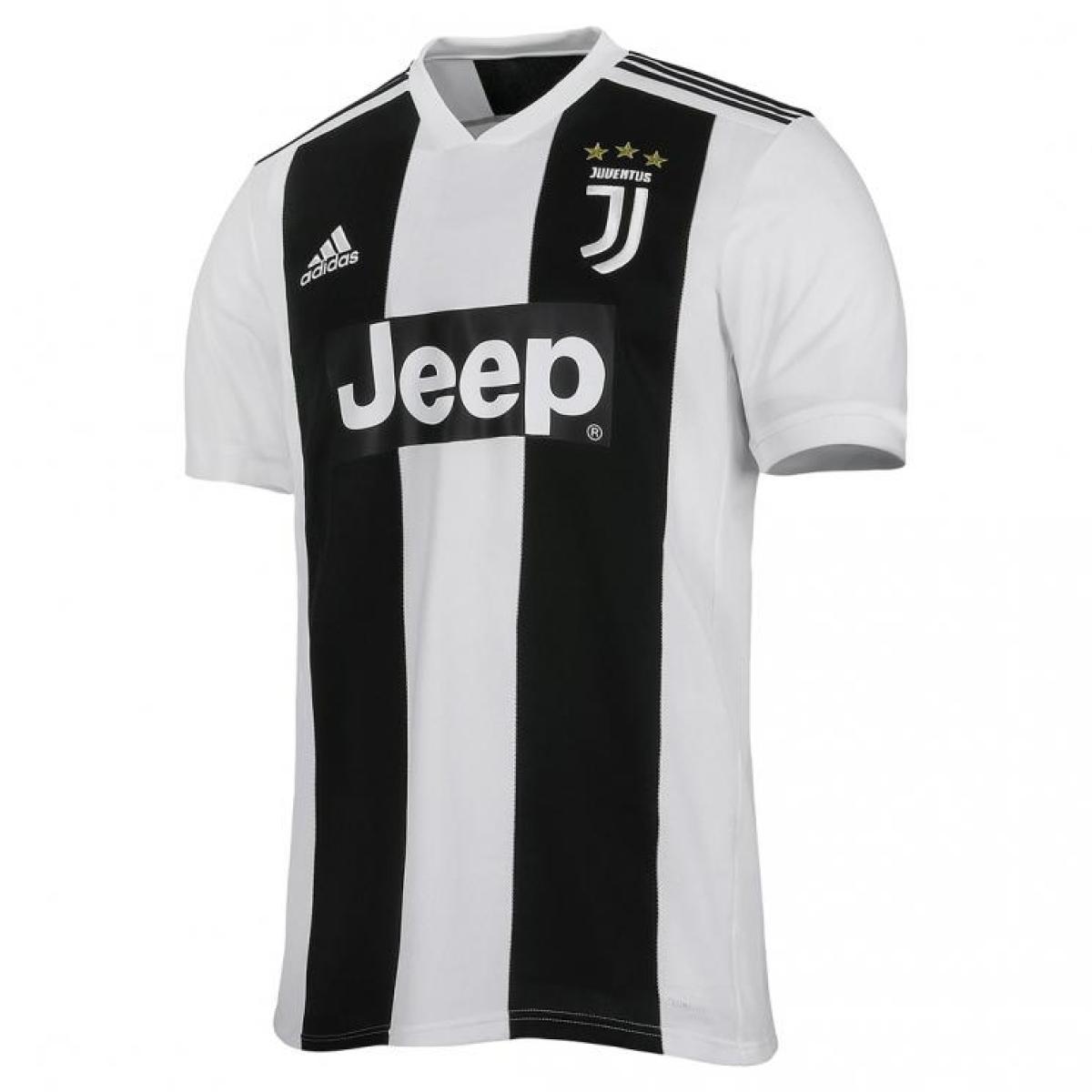 Juventus Maglia Gara Home Bambino 2019/20