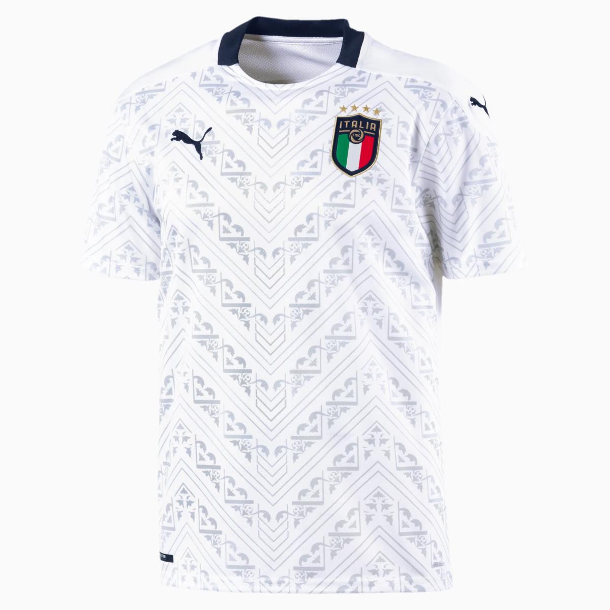 Maglia Calcio Italia Replica Away 2020/22