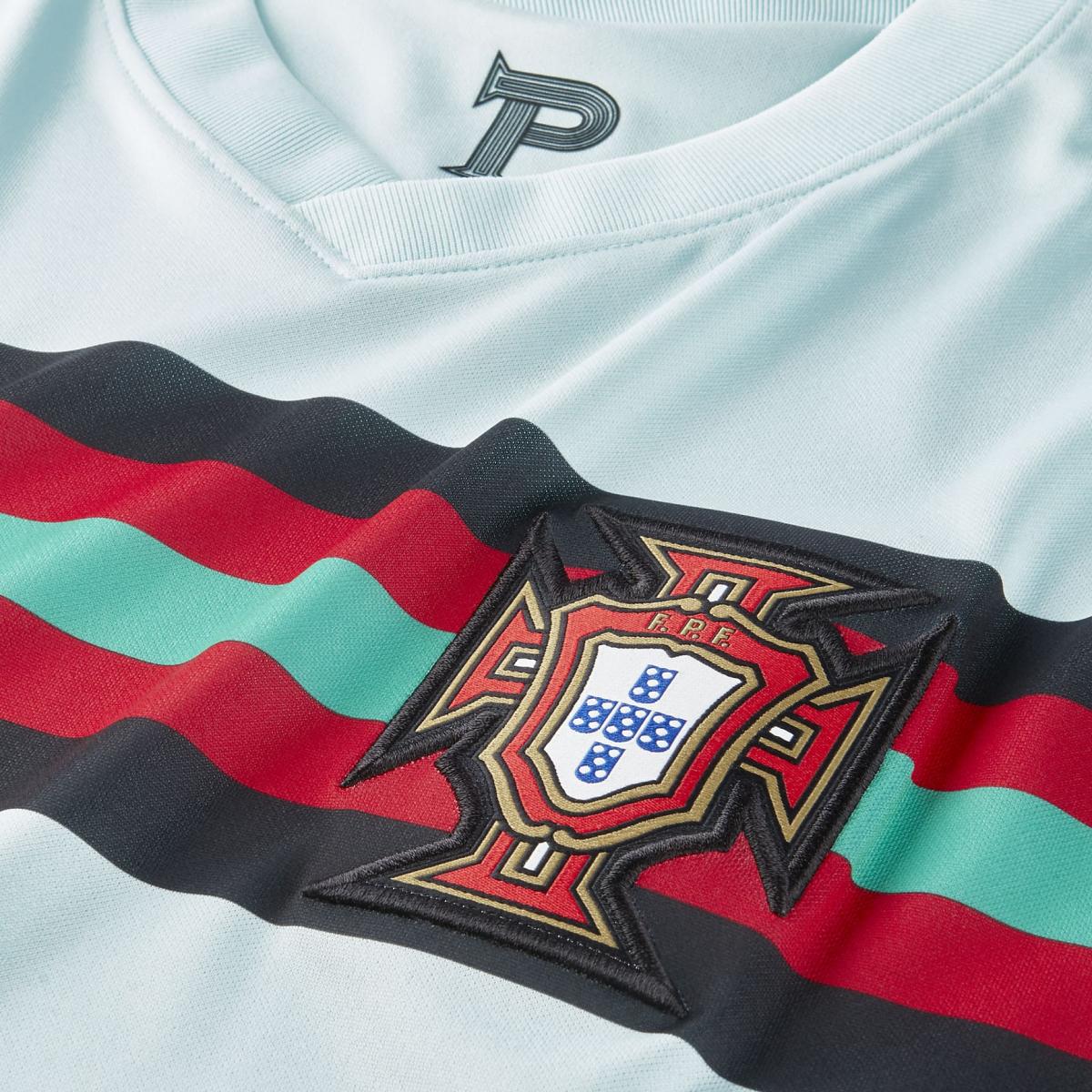Maglia Calcio Portogallo 2020 Stadium Away